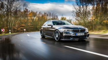 AC Schnitzer BMW M550i xDrive – front quarter