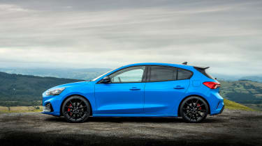 Ford Focus ST Edition – profile