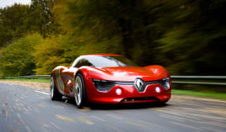 Renault DeZir video review pictures