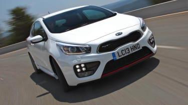 Kia Proceed GT white