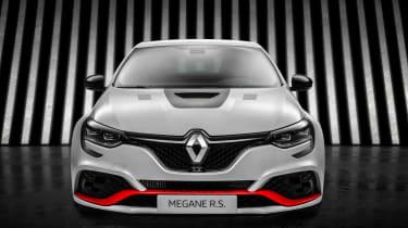 Renault Sport Megane Trophy-R head on