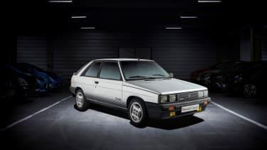1984 Renault 11 Turbo