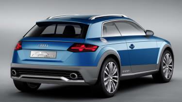 Audi Allroad Crossover concept
