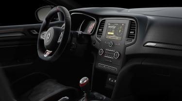 Renault Sport Megane Trophy-R interior