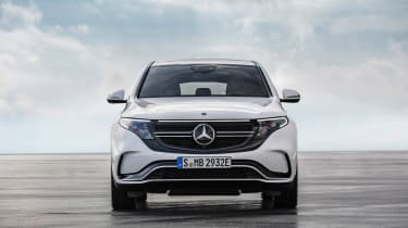 Mercedes EQC AMG-line - front static