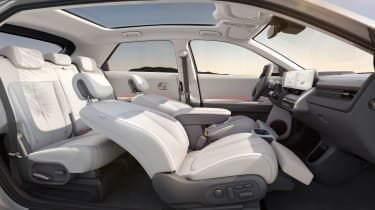 Hyundai Ioniq 5 cabin