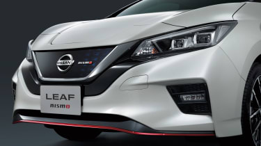 Nissan Leaf Nismo front bumper