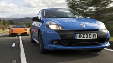 evo's £40,000 Fantasy Garage Renaultsport Clio 200 Cup