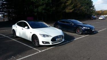 Tesla Model S by @michaelDogilvie