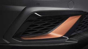 SEAT Leon Cupra R – front air inatke