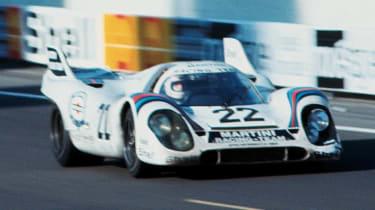 1971 Porsche 917 Le Mans 24 hour winner
