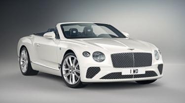 Bentley Continental GT Convertible Bavaria Edition
