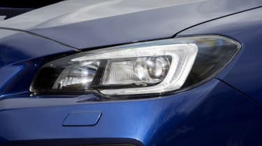 Subaru Levorg headlight