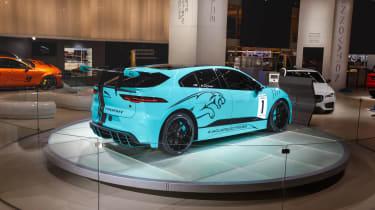 Jaguar I-Pace eTrophy - Frankfurt motorshow