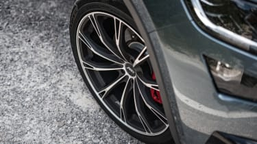 Abt Sportsline Skoda Kodiaq vRS wheel