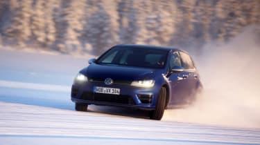 Volkswagen Golf R mk7 2014