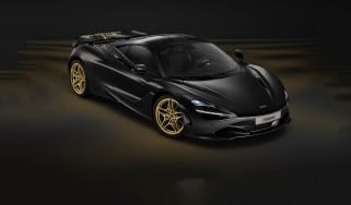 McLaren 720 S Dubai - front teaser image