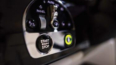 Rolls-Royce Phantom - controls