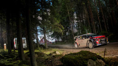 WRC Rally Finland - Citroen