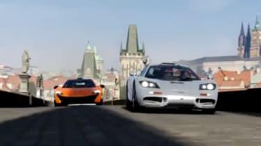 Forza Motorsport 5 screenshot McLaren P1 F1