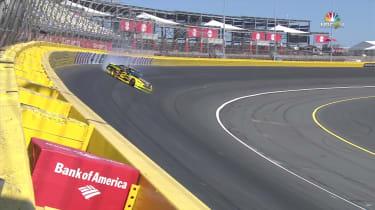 Brad Keselowski Charlotte Motor Speedway