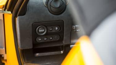 Lotus Elise Sprint 220 - Starter button