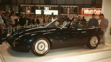 1990: TVR Griffith
