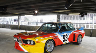 BMW Art Car - Calder