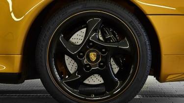 Porsche Classic Project Gold - Wheel