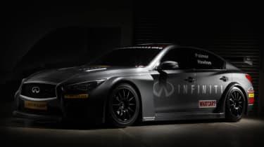 Infiniti Q50 British Touring Car