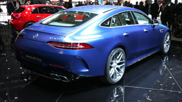 Mercedes-AMG GT 63 S - live rear
