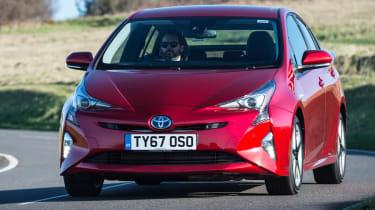 Toyota Prius front
