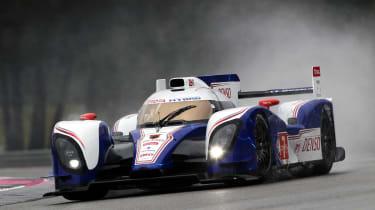 Le Mans 2012: Toyota TS030 hybrid