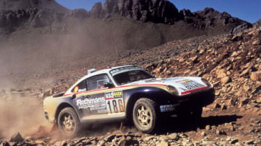 959 Paris Dakar