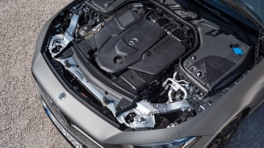 Mercedes-Benz CLS AMG Line – engine