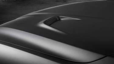 Maserati Levante Trofeo - bonnet