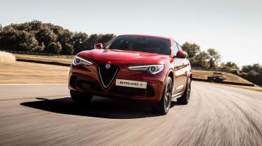 Alfa Giulia MY19 updates - Stelvio QV