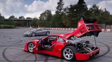 Ferrari F40 LM - and LM