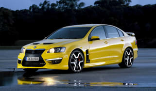 New Vauxhall VXR8 in showrooms