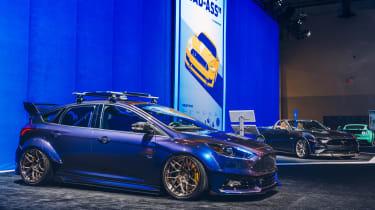 SEMA 2017 - Ford F RS