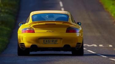 Ruf RTurbo rear