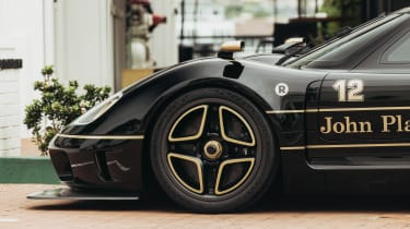 Radford Lotus Type 622 John Player Special