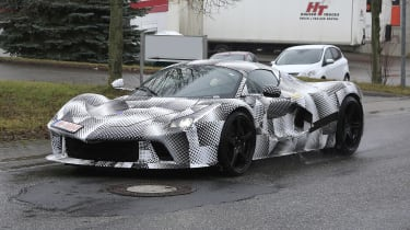 2021 Ferrari hybrid hypercar prototype - 3