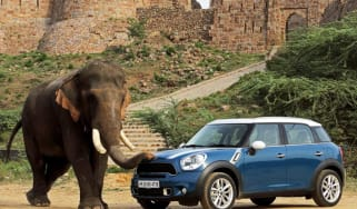 Mini Countryman production in Asia