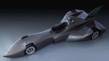 Delta Wing Indycar
