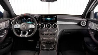 2019 Mercedes-AMG GLC 43 interior
