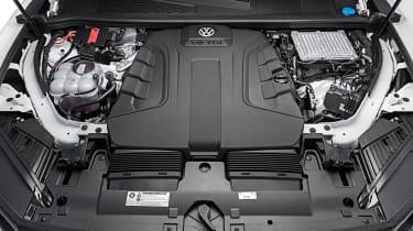 Volkswagen Touareg R-Line - engine