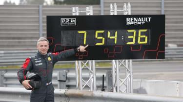 Renault Megane 275 Trophy-R reclaims Nurburgring FWD record