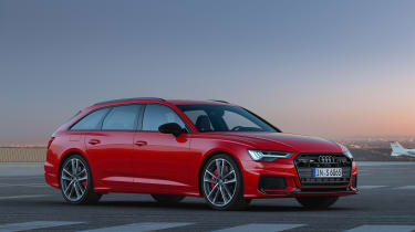Audi S6 Avant - quarter