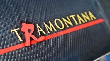 Tramontana R Edition logo
